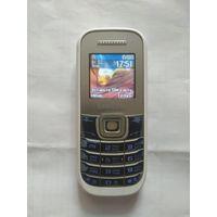 Мобильный телефон б.у. Samsung E1200M (подходит для армии)