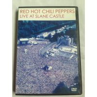 РАСПРОДАЖА DVD! RED HOT CHILI PEPPERS - LIVE AT SLANE CASTLE