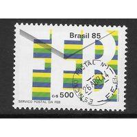 Бразилия 1985г.