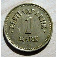 1 марка 1924 г. Эстония.