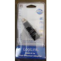 Сетевой адаптер LogiLink UA0025C