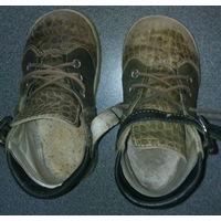 Ботинки ортопедические от плоскостопия