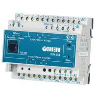 Контроллер ОВЕН ПЛК154-220.И-М
