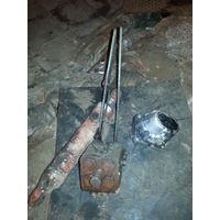 Комплект для гидравлики распределитель насос и цилиндр