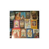 13 книг для детей, приключения, повести