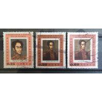 Венесуэла стандарт С.Боливар 1966