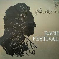 J. S. BACH /Bach Festival/ 1973 , Germany, LP, EX