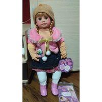 Интерактивная кукла Ксюша Ласкина