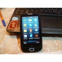 Телефон ZTE-новый