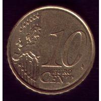 10 евроцентов 2009 год Словакия