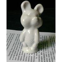 Статуэтка Олимпийский мишка СССР 9 см