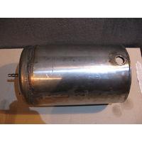 Емкость-цилиндр из сов. нерж. стали с двойной стенкой