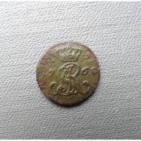 1/2 гроша 1768г