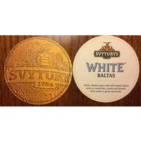 Подставка под пиво (бирдекель) Svyturys No 34