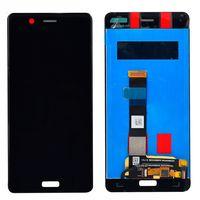 Дисплей для Nokia 5 в сборе с тачскрином Черный