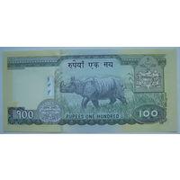Непал 100 рупий (g)