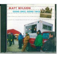 CD Matt Wilson - Going Once, Going Twice (1998)