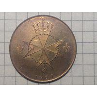 Деньги мальтийского ордена 10 гран 1967г государство без территории признанное ООН
