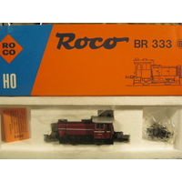 Маневровый локомотив ROCO BR-333. Масштаб НО-1:87.