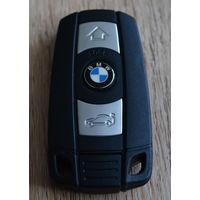 BMW 3 кнопочный пульт дистанционного управления смарт ключ 315mhz Siemens VDO 5wk49147