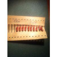 Резистор 1,3 мОм (МЛТ-1, цена за 1шт)