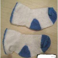Махровые носочки 1-4 месяцев