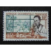 Французская Экваториальная Африка. Медицина.