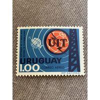 Уругвай. Годовщина союза международных телекомуникаций