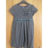 Теплое платье( туника)