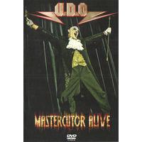 U.D.O.– Mastercutor Alive (2DVD)
