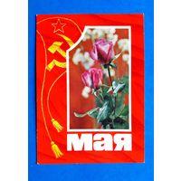 Б. Пармеев.  1 Мая. 1972 г. Чистая.