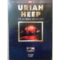 DVD URIAH HEEP the ultimate antholugy