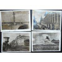 Фото Ленинграда, конца 40-х годов, каждая 6х8 см.