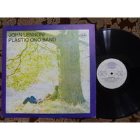 Виниловая пластинка JOHN LENNON. Plastic ono band.