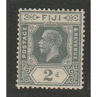 1922 Фиджи 76 Георг V