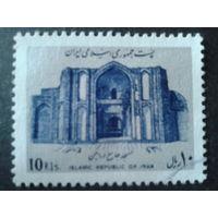 Иран 1987 мечеть