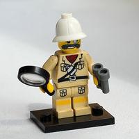Минифигурка Lego Путешественник (или Следопыт)
