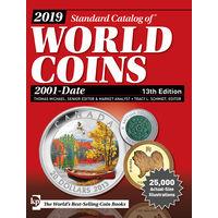 Каталог монет 2019 Краузе KRAUSE World Coins 2001-Date