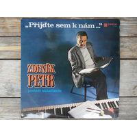 W. Matuska, H. Vondrackova, V. Neckar, Planety a.o. - Zdenek Petr. Portret skladatele - Panton, Чехословакия - 1976 г.