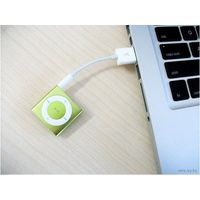 Зарядное для iPod shuffle 3G 4G
