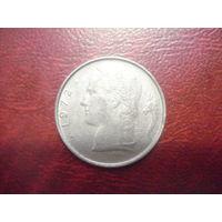 1 франк 1972 года Бельгия (Ё)