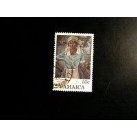 1985 - Ямайка Живопись  621