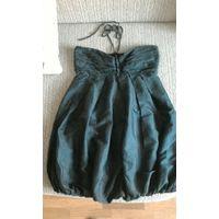 Платье , натуральный шелк