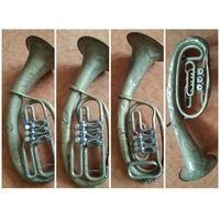 Духовой инструмент. Трубы. 3ДМИ 1969 г