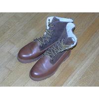 Ботинки берцы утепленные Landrover (Оригинал). (Схожи с горными ботинками Вермахта.)