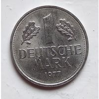 "Германия 1 марка, 1977 ""F"" - Штутгарт 1-2-22"