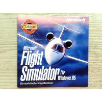 Авиа-симулятор - Microsoft Flight Simulator for Windows 95 - Version 6.0