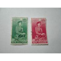 Новая Зеландия 1954