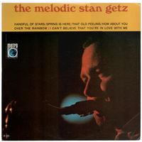LP Stan Getz 'The Melodic Stan Getz'