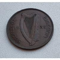 Ирландия 1 пенни, 1935 7-11-1